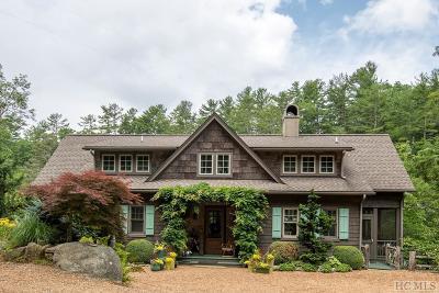 Highlands Single Family Home For Sale: 131 Big Creek Lane
