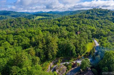 Cashiers Residential Lots & Land For Sale: Lot E-1 High Mountain Dr