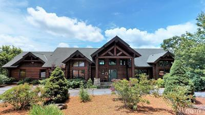 Sapphire Single Family Home For Sale: 2974 Tower Road
