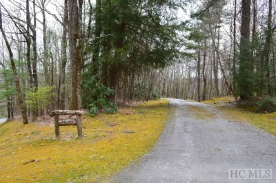 Cashiers Residential Lots & Land For Sale: R-45 Ox Lock Road