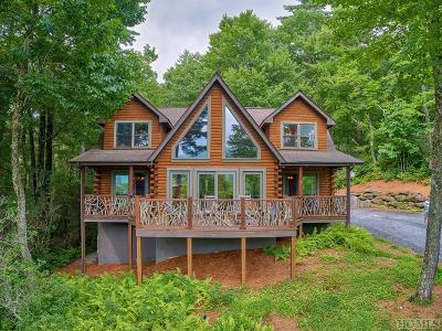 Sapphire Single Family Home For Sale: 37 Pine Cone Court