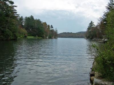 Lake Toxaway Residential Lots & Land For Sale: 23/25 Cold Mountain Road