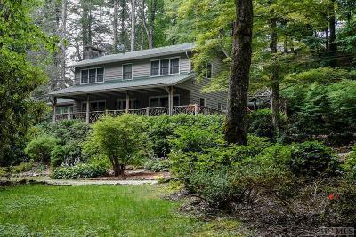 Highlands Single Family Home For Sale: 496 Holt Road