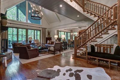 Mountaintop Golf Single Family Home For Sale: 1960 High Mountain Drive