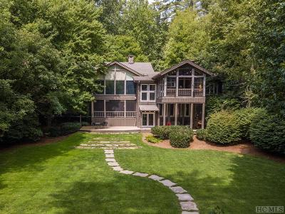 Highlands Single Family Home For Sale: 555 Arnold Road