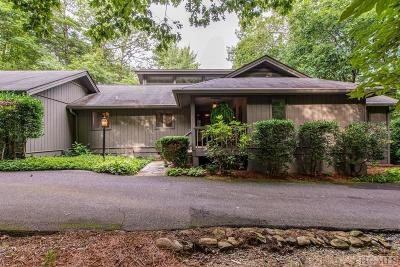 Sapphire Single Family Home For Sale: 228 Club Drive