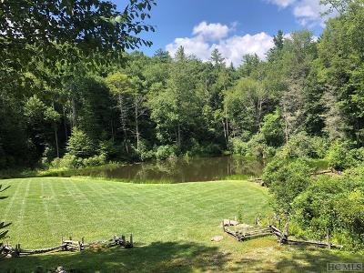 Cashiers Residential Lots & Land For Sale: Lot 24 Cross Creek Trail