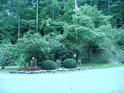 Cashiers Residential Lots & Land For Sale: Tbd Whiteside Cove Road