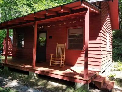 Scaly Mountain Single Family Home For Sale: 275 Thomas Road