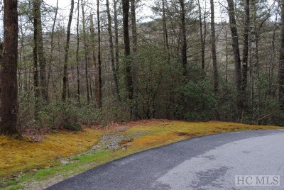 Wade Hampton Residential Lots & Land For Sale: Lot S-10 Cherokee Trace