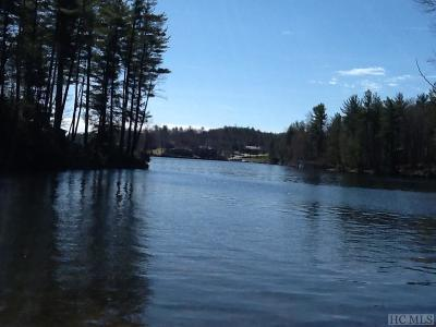 Lake Toxaway Residential Lots & Land For Sale: 2235 Cold Mountain Road