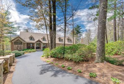 Sapphire Single Family Home For Sale: 350 Beaver Dam Road