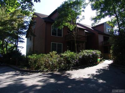 Lake Toxaway Condo/Townhouse For Sale: 135 Toxaway Views Drive #607