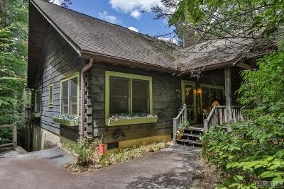 Sapphire Single Family Home For Sale: 215 Scotch Highlands Loop