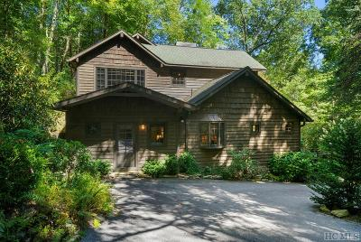 Single Family Home For Sale: 125 Dog Mountain Road