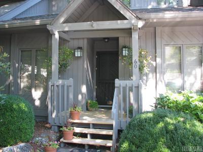 Sapphire Condo/Townhouse For Sale: 60 Fairway Villas Drive #C
