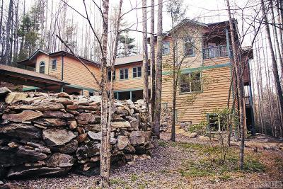 Scaly Mountain Single Family Home For Sale: 68 Shoal Creek Road
