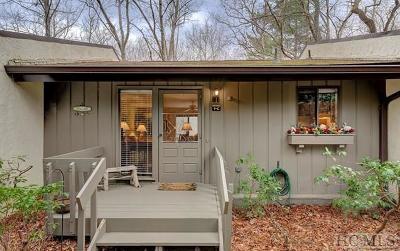 Sapphire Condo/Townhouse For Sale: 115 Dogwood Knob Lane #C