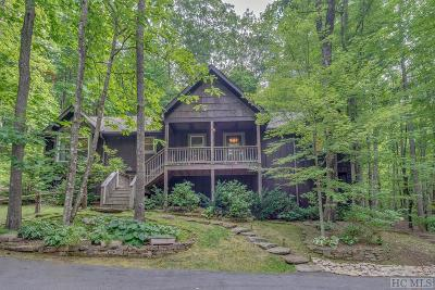 Sapphire Single Family Home For Sale: 380 Rock Creek Court