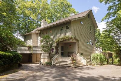 Cashiers Single Family Home For Sale: 364 Gristmill Ridge