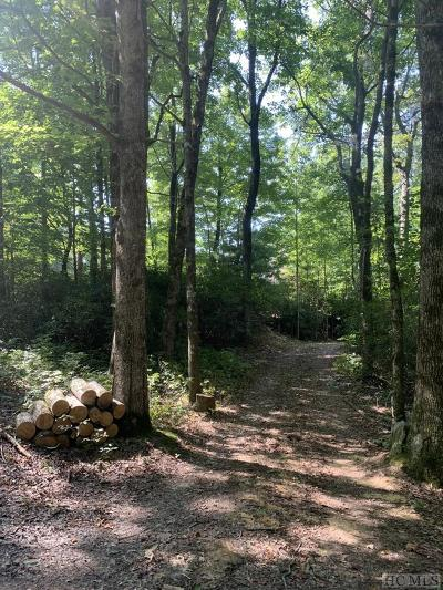 Lake Toxaway Residential Lots & Land For Sale: Lot 22 H Whetstone Gap Road