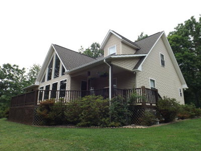 Andrews Single Family Home For Sale: 344 Holland Farm Rd.