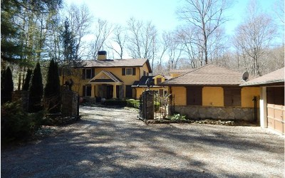 Hayesville Single Family Home For Sale: 89 Compass Creek Drive