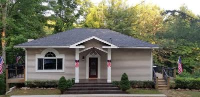 Robbinsville Single Family Home For Sale: 215 Lower Tuskeegee