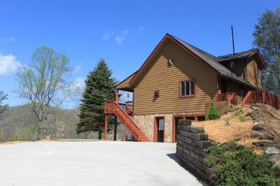 Topton Single Family Home For Sale: 121 Lake Vista