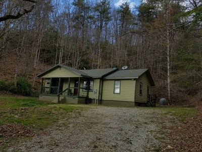 Topton Single Family Home For Sale: 3675 Winding Stairs Road