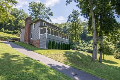 Murphy Single Family Home For Sale: 377 Wisteria Road