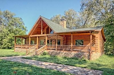 Warne Single Family Home For Sale: 488 West Gum Log Road