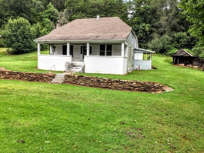 Murphy NC Single Family Home For Sale: $39,000