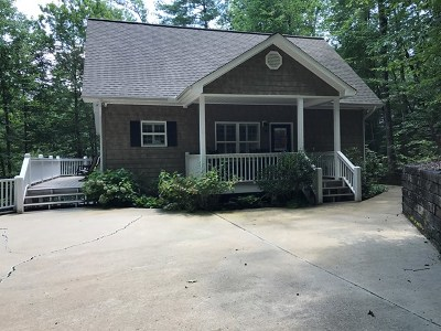 Murphy Single Family Home For Sale: 259 Lonesome Pine Road