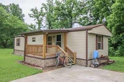 Andrews Single Family Home For Sale: 50 Milton Mashburn Drive
