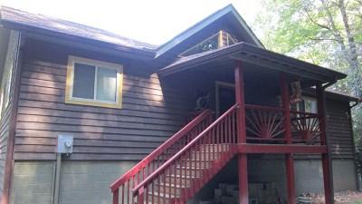 Topton Single Family Home For Sale: 70 Lake Ridge Drive