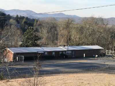 Brasstown Single Family Home For Sale: 7635 Hwy 64 West