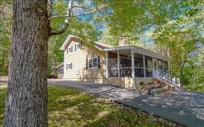 Hayesville Single Family Home For Sale: 961 Chatuge Village Circle