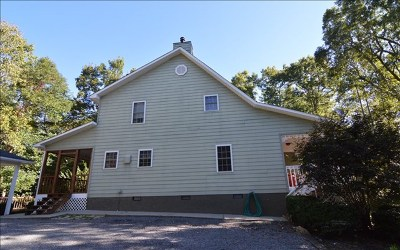 Hayesville Single Family Home For Sale: 197 Tusquittee Laurel