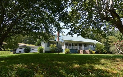 Hayesville Single Family Home For Sale: 354 Hall Road