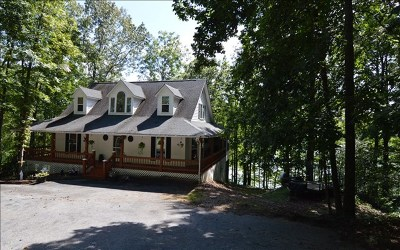 Hayesville Single Family Home For Sale: 204 Berrong Drive