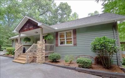 Hayesville Single Family Home For Sale: 241 Barlow Fields Loop