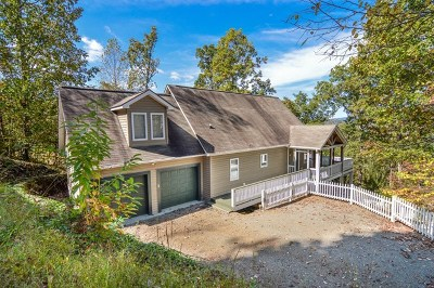 Hayesville Single Family Home For Sale: 26 Chatuge Cove Lane
