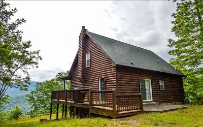 Hayesville Single Family Home For Sale: 466 Ravens View Drive