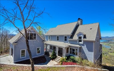 Hayesville Single Family Home For Sale: 54 Eagles View Hollow