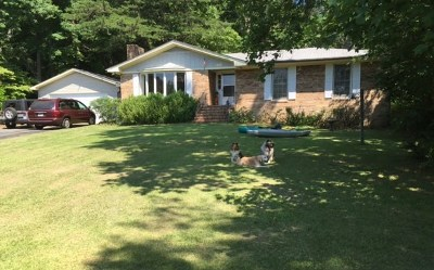 Young Harris Single Family Home For Sale: 2134 Red Banks