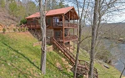 Murphy Single Family Home For Sale: 15-B Beaver Ridge