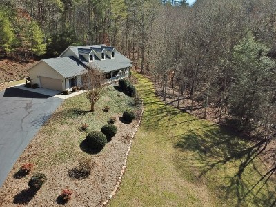 Murphy Single Family Home For Sale: 315 Poor House Mountain Tr