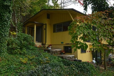 Single Family Home For Sale: 74 Nantahala Terrace