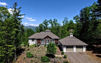 Hayesville Single Family Home For Sale: 229 Shiloh Overlook